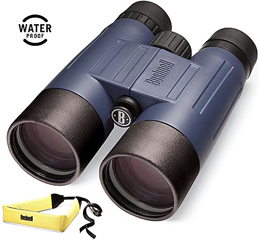 Bushnell 7x50 Marine water proof Roof Prism Binoculars