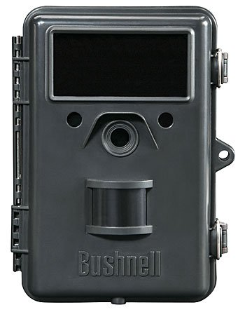 Bushnell Trail Cam 8MP Black LED HD Video with Colour Viewer