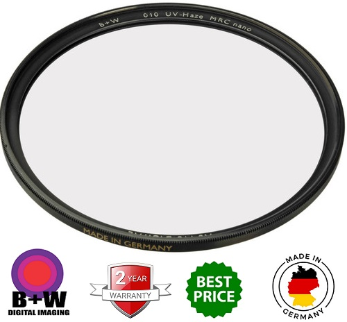 B+W 35.5mm XS-Pro UV Haze MRC-Nano 010M Filter