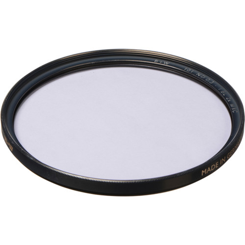 B+W 72mm MRC 101 Solid Neutral Density 0.3 Filter
