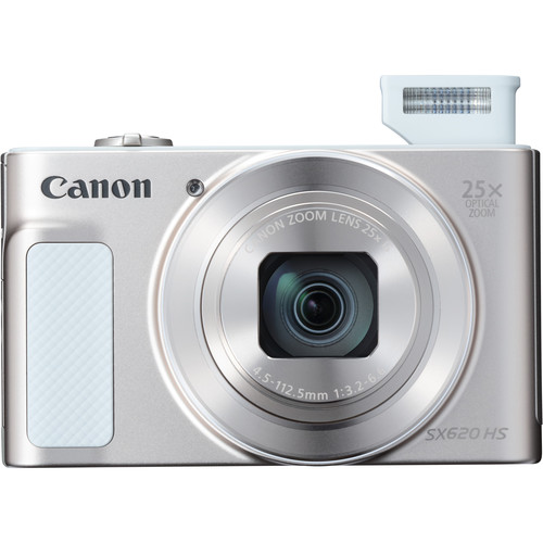 Canon PowerShot SX620 HS Camera White