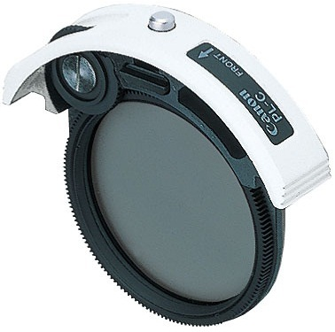 Canon 52mm Circular Polarizer PLC Drop-in Filter