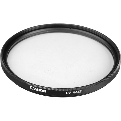 Canon 52mm UV Ultraviolet Haze Glass Filter
