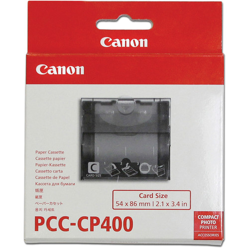 Canon PCC-CP400 Paper Cassette for CP SELPHY Printers