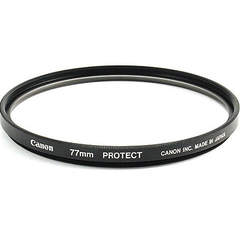 Canon 77mm UV Ultraviolet Protector Filter