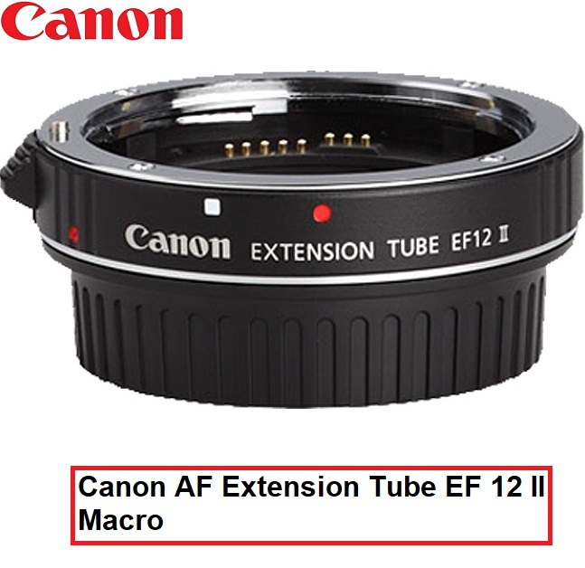Canon AF Extension Tube EF 12 II Macro