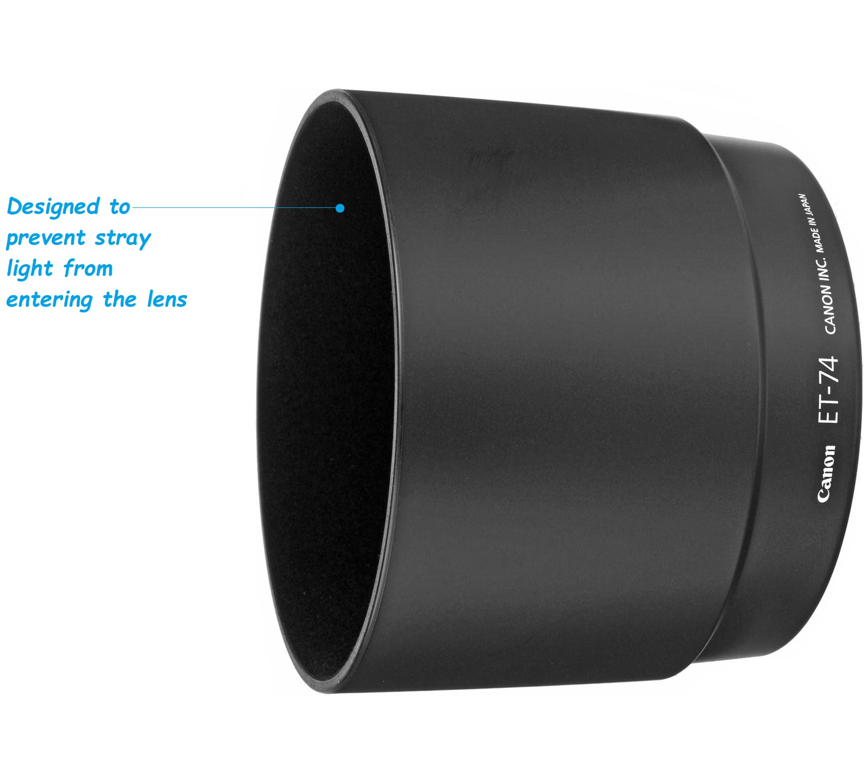 Canon ET-74 Lens Hood For EF 70-200mm f/4L Lens