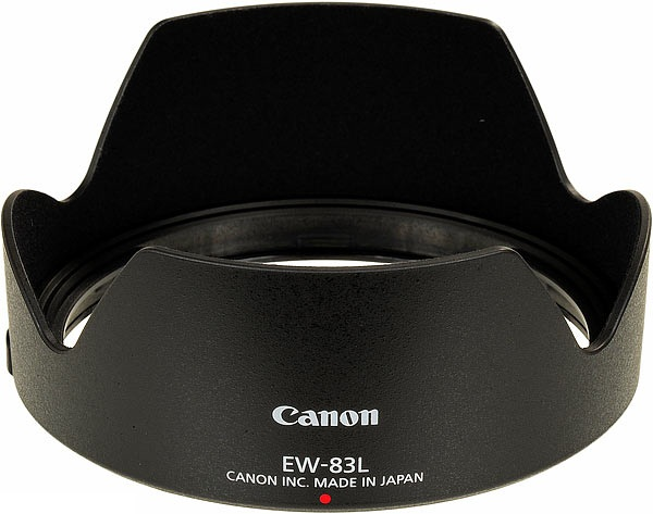 Canon EW-83L Lens Hood For EF 24-70mm f/4L IS USM Lens