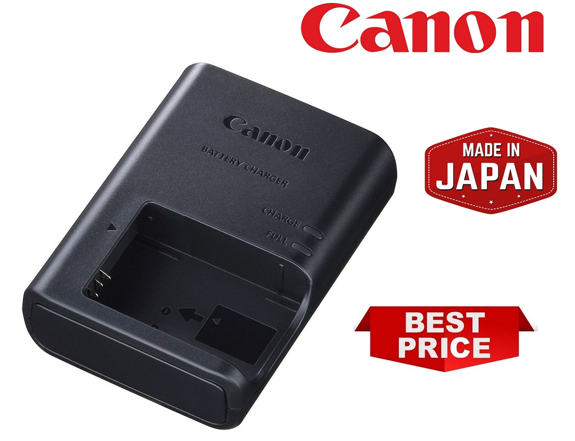 Canon LC-E12 Battery Charger For Battery Pack LP-E12