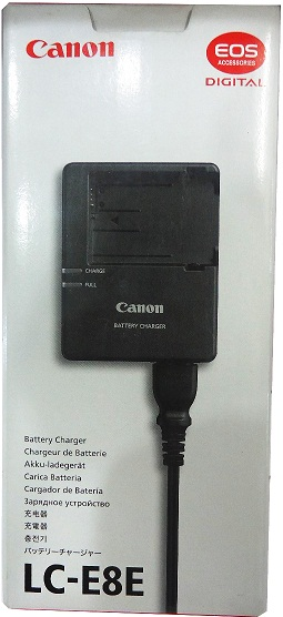 Canon LC-E8E Battery Charger