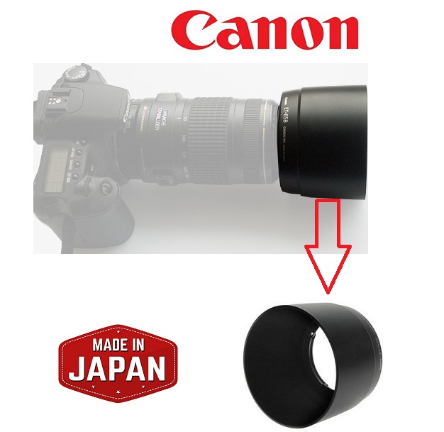 Canon Lens Hood ET-65B for EF 70-300mm IS USM & EF 70-300mm