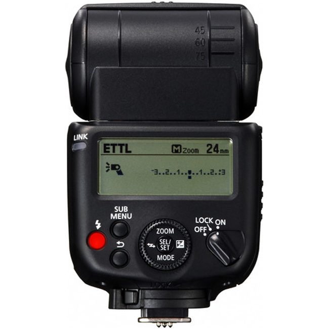 Canon Speedlite 430EX III-RT Flash Light