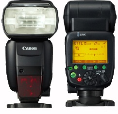 Canon Speedlite 600EX Flashgun