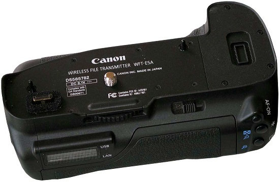 Canon WFT-E5A Wireless File Transmitter