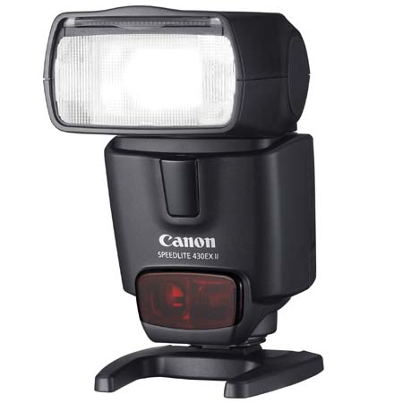 Canon Speedlite Flashgun 430EX Mark II -New