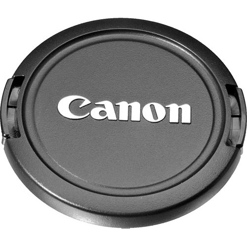 Canon 58mm E-58 Snap-On Lens Cap