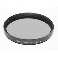 Canon Tiffen 72mm ND-6 ND6 Filter