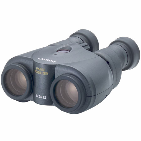 Canon 8x25 IS Image Stabilisation Weather Resistant Binoculars