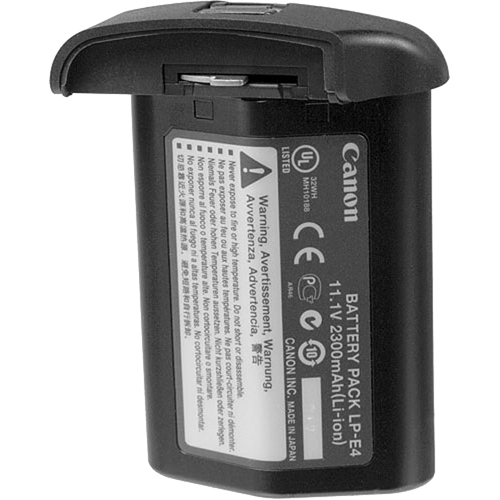 Canon LP-E4 for the EOS-1D Mark III Rechargeable Battery Pack