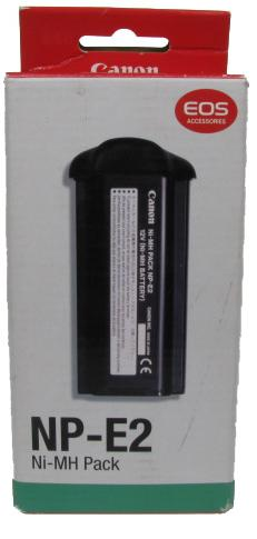 Canon NP-E2 Nickel-Metal Hydride Battery for PB-E2