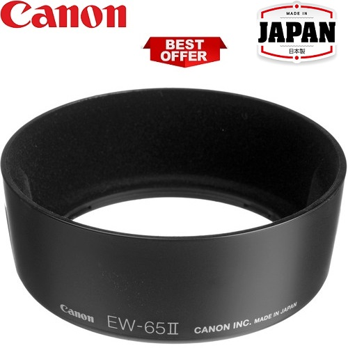 Canon Lens Hood EW-65 II for Canon EF 28mm f/2.8 & 35mm f/2