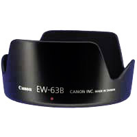 Canon EW-63B Hood For Canon EF 28-105mm f4-5.6 USM Lens