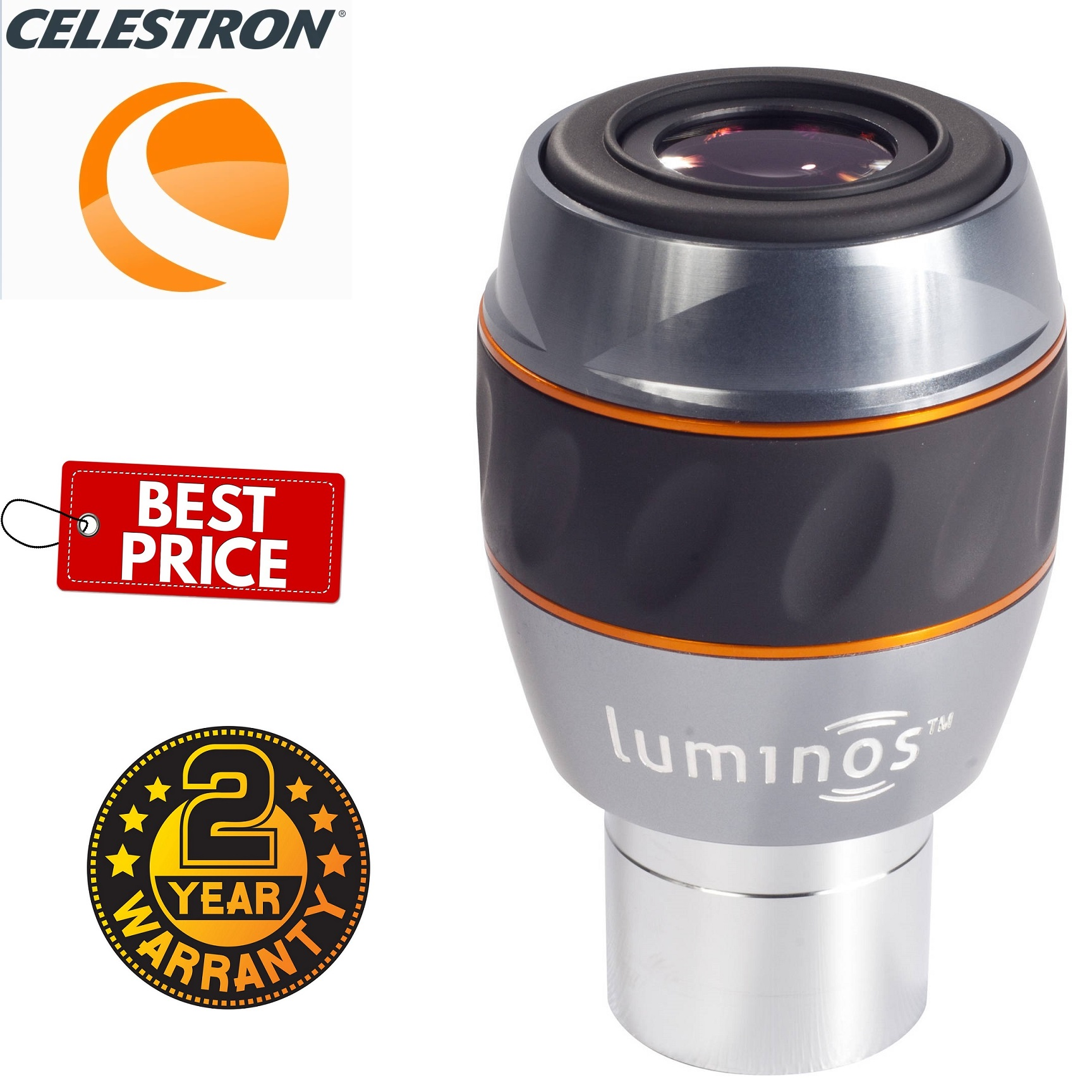 Celestron Luminos 10mm Eyepiece