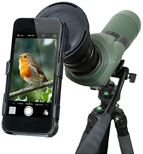 Celestron Regal M2 to IPhone 5/5S Smartphone Adaptor