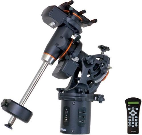 Celestron CGE-Pro Motorized Equatorial Telescope Mount 91527