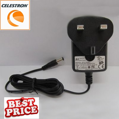 Celestron Power Tank 17AH AC Adaptor