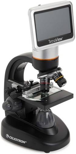 Celestron TETRAVIEW 5MP Digital Microscope With TFT LCD Display