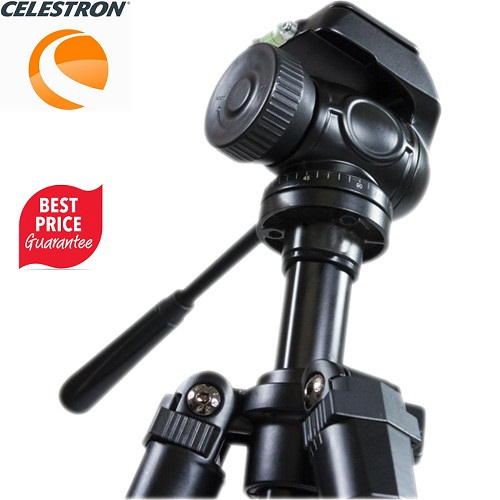 Celestron Trialseeker Aluminium Tripod With Two Way Fluid Pan Head