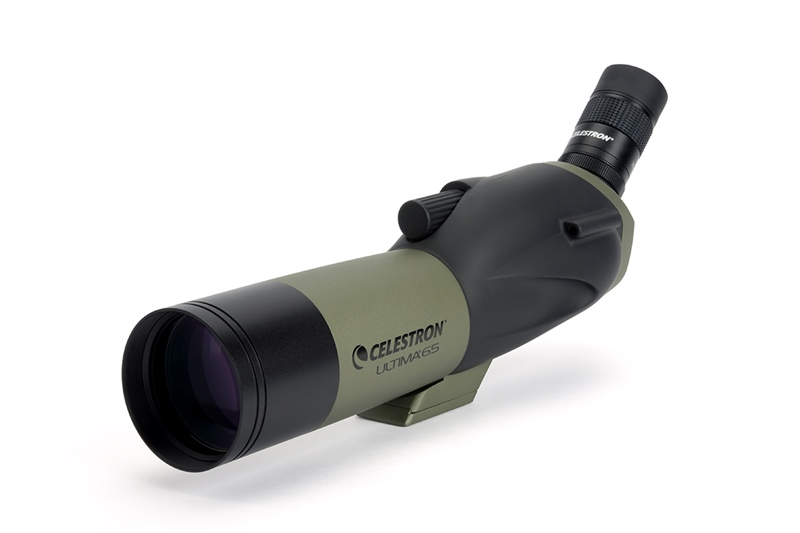 Celestron Ultima 65 WP Angled Refractor Spotting Scope