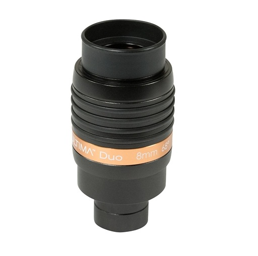 Celestron Ultima Duo 8mm Eyepiece with T-Adapter Thread