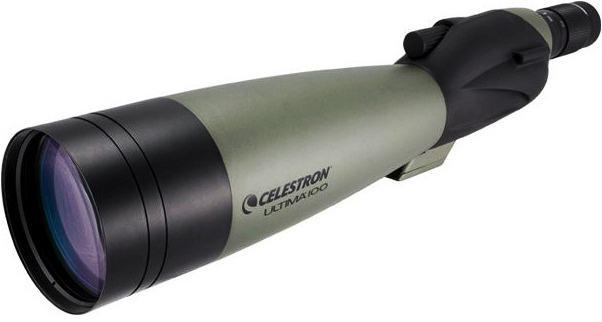 Celestron Ultima 100 Straight Refractor Zoom Spotting Scope