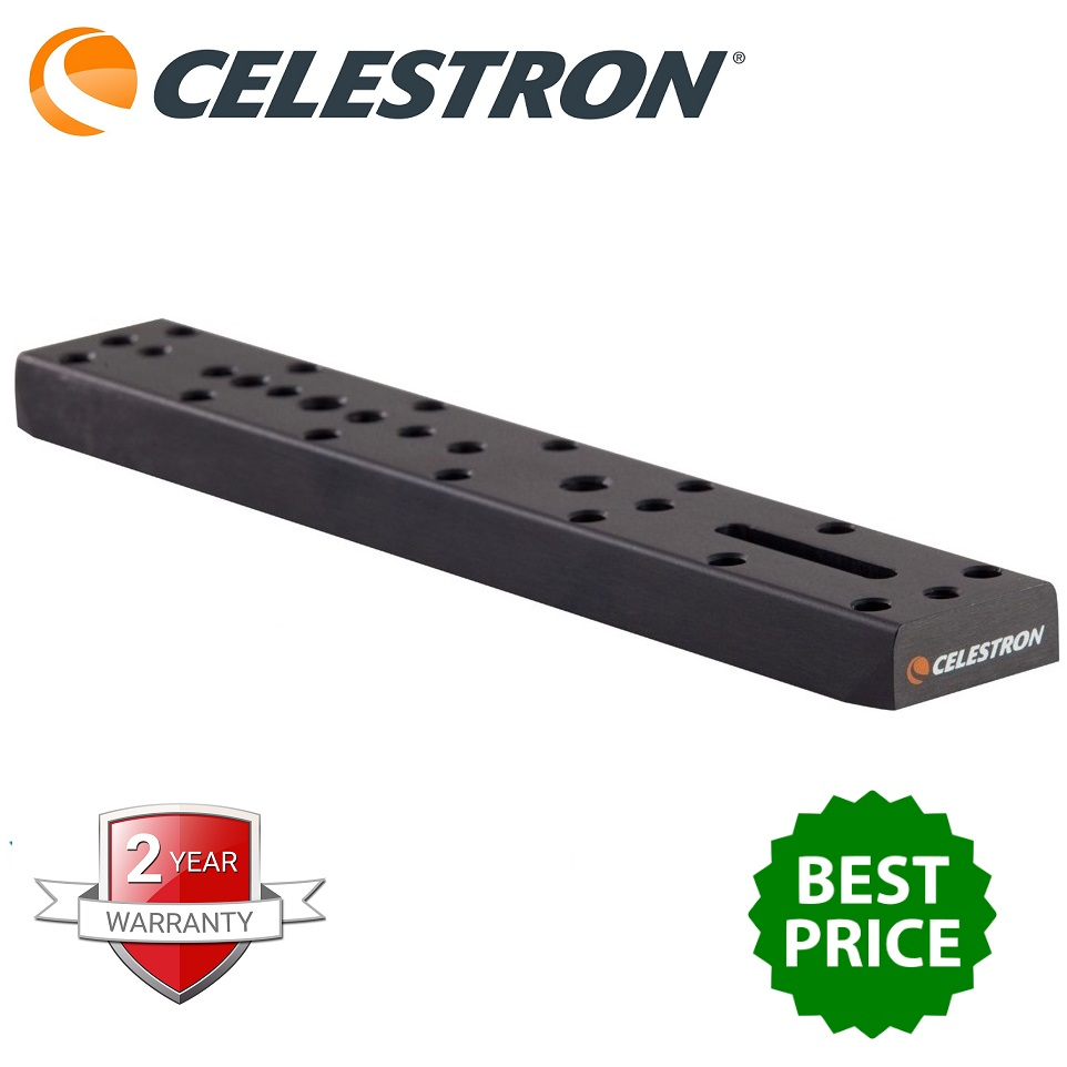 Celestron Universal Mounting Plate For CG-5 Mount