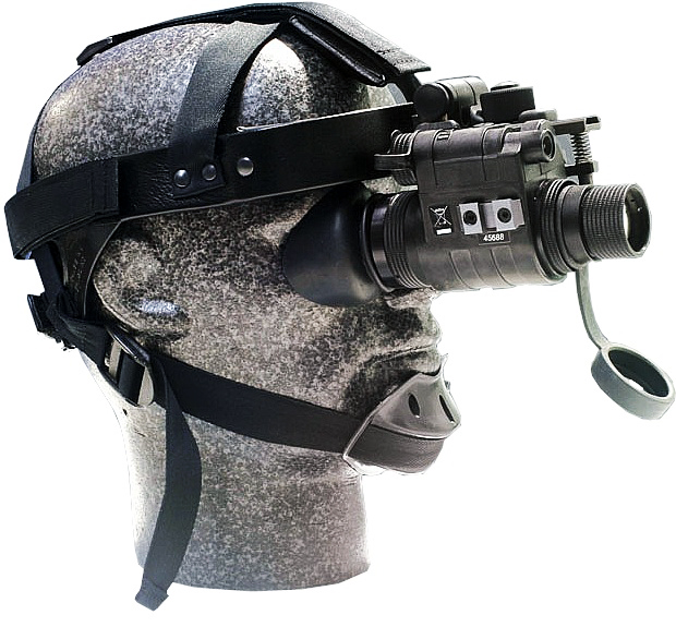 Cobra Optics Fury NVG Gen 3 Premium Night Vision Goggles