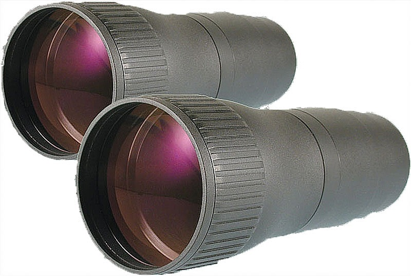 Cobra Optics 100mm f1.7 Lens Set (x2)