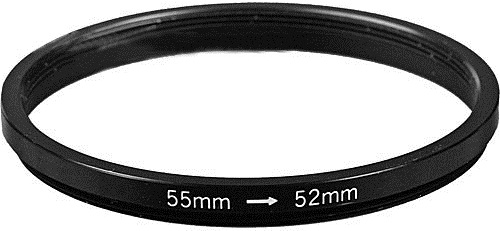 Cokin 55-52mm Step-Down ring lens to filter
