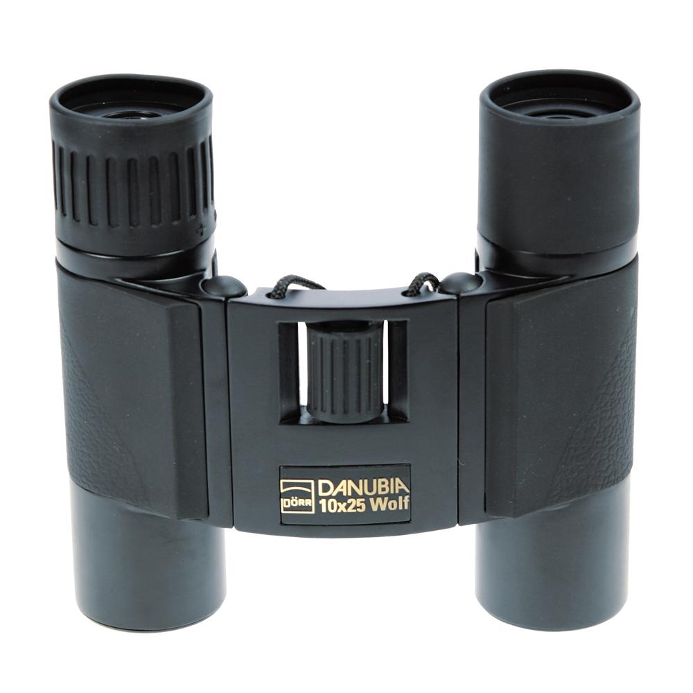 Dorr Danubia 10x25 Wolf Pocket Binoculars 531721 163 24 60