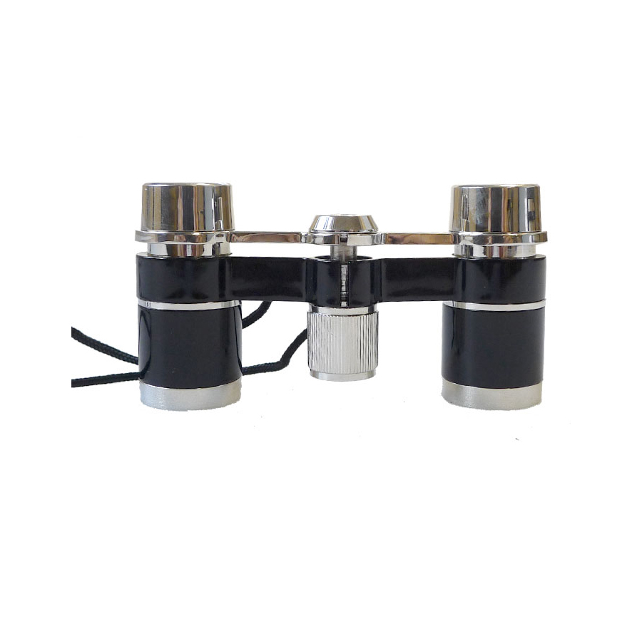 Dorr Danubia 3x25mm Opera Silver And Black Binoculars