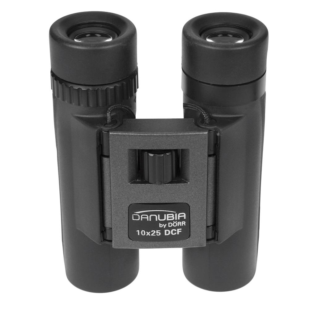 Dorr Danubia 40 10x25 Black And Grey Pocket Binoculars