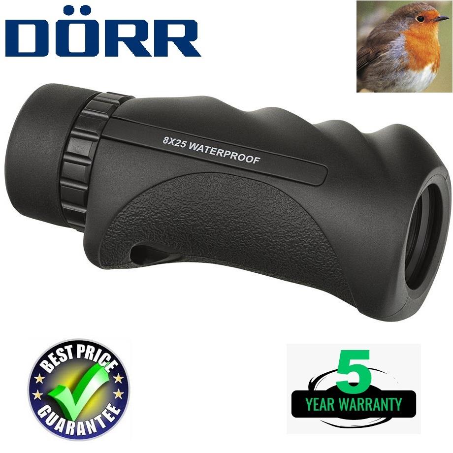 Dorr Danubia Pocket 8x25mm Monocular 538510 163 33 80 London