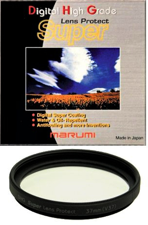 Marumi DHG Super Lens Protect Filter 37mm