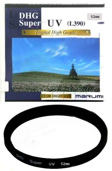Marumi DHG Super UV Filter 52mm