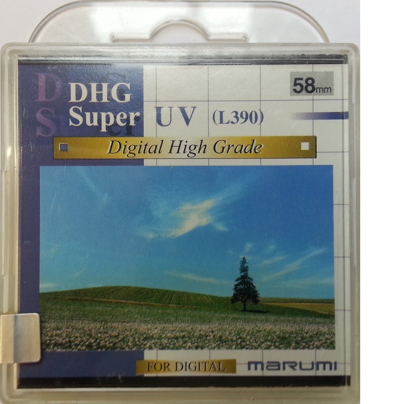 Marumi DHG Super UV Filter 58mm