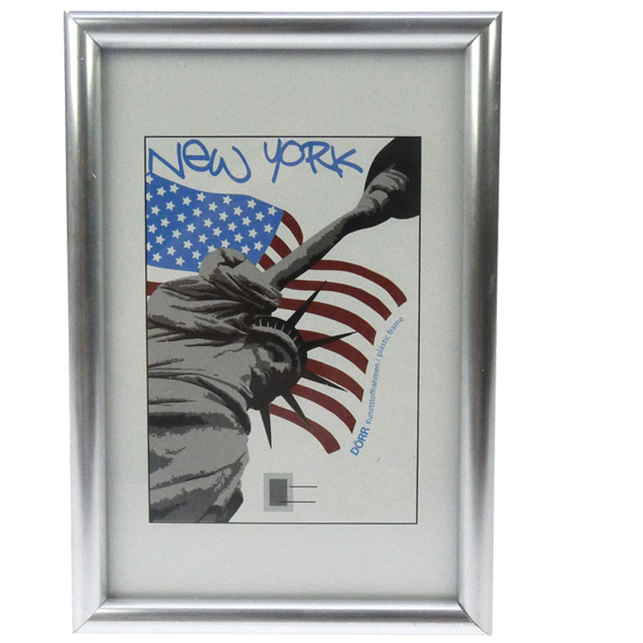 Dorr 20x16-Inch New York Silver Photo Frame