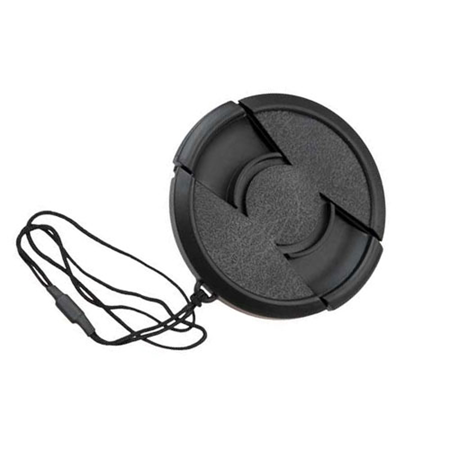 Dorr 49mm Professional Replacement Lens Cap Inc Cap Keeper