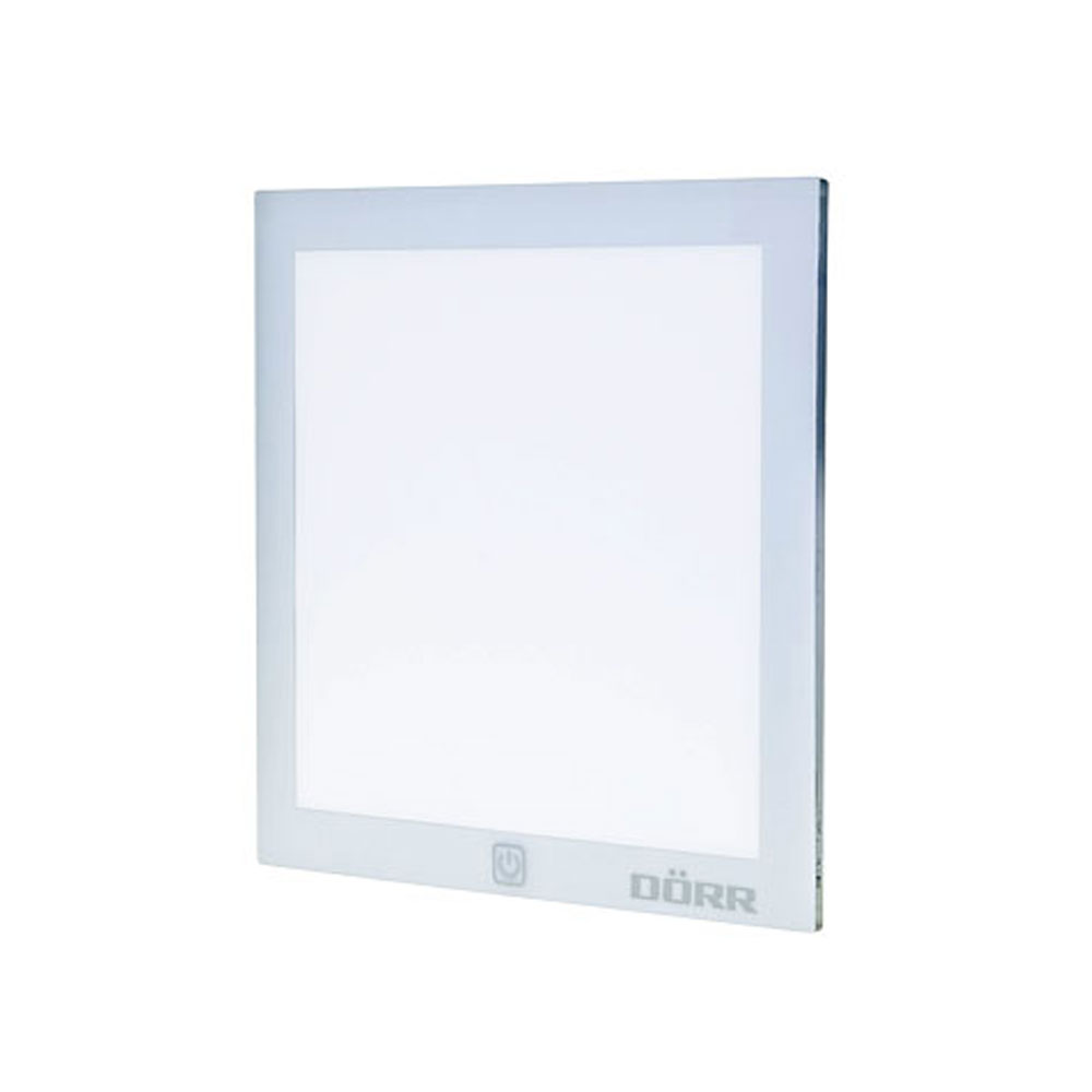 Dorr LT-6060 LED Light Box for Viewing Slides and Negatives