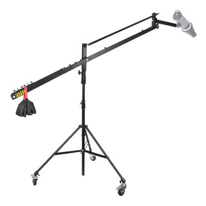 Dorr FD2 Mobile Light Stand with Boom and Weights